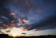 空・・・秋から冬へ - 趣味・・・取って(撮って)走って、味わえるか・・・