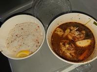 11/11 スープカレーSuage チキンレッグと野菜のカレー辛口 & T.Y.HARBOR インペリアルスタウト - 無駄遣いな日々
