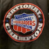 """National Cheerleaders Association"" - 「NoT kyomachi」はレディース専門のアメリカ古着の店です。アメリカで直接買い付けたvintage 古着やレギュラー古着、Antique、コーディネート等を紹介していきます。"