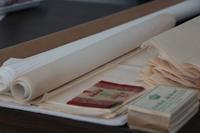 手触りのよい紙セット - marchand de couleurs*