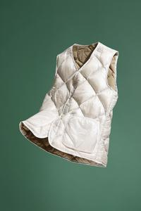 """""""Re: RockyMountainFeatherbed × TheThreeRobbers JFVP LINER DOWN VEST""""ってこんなこと。 - THE THREE ROBBERS ってこんなこと。"""
