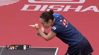 卓球ファン待望の女子ワールドカップ2020(11月8~10日)が無事開催された - 気分にまつわるエトセトラ