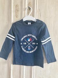 プチバトーの男児用Tシャツ&シュタイフの女児用Tシャツ☆ - ドイツより、素敵なものに囲まれて②