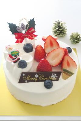 クリスマスケーキ2020 - ラ・パティスリー・ドゥ・ナツ