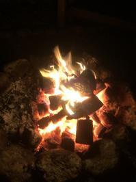 焚火の季節がやって来ました。 - 東京ガーデニングスタイル~ガーデン日和~
