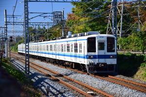 東武8000系8111Fー2019年11月16日ー -