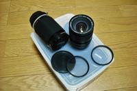 コシナ COSINA 28-70mm MC MACROフィルターの話 - カメラおばちゃん今日もゆく~
