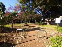 ここにも緑地公園が… - 散策で発見、自分の街のいいところ