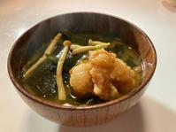 唐揚げの味噌汁と、揚げたての唐揚げの食感にする方法で(笑) - Sanukiloko's Blog