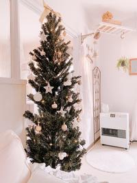 クリスマスツリー飾りました* - Natural style*