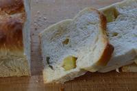 コーンクリーム&焼き芋のバタートップ - 酵母の庭
