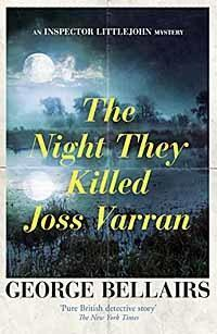 The Night They Killed Joss Varran - TimeTurner