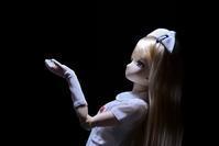 セシリーさんの魅力・・・其の六拾九(黒バック撮影) - 屋根裏部屋の休日