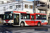 (2019.2) 関東バス・B1122 - バスを求めて…