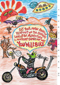【号外】一卵性双生誌・君はバイクに乗るだろう 第9.5 & 10号 11月28日発売! - 君はバイクに乗るだろう