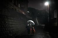 rainy night(3cut) -     ~風に乗って~    Present