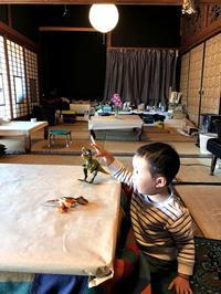 アートセラピーのお勉強。茅野市パッチワークカフェへ。 - あそびっこしましょ♪