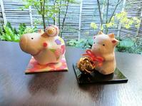 2020 干支(丑)飾り入荷しました! - 茶論 Salon du JAPON MAEDA