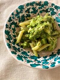 冬の定番、ブロッコロリーのパスタ【ゆるレシピあり】 - 幸せなシチリアの食卓、時々にゃんこ