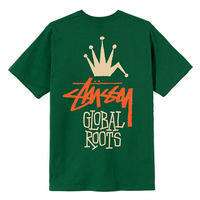 Stussy Global Roots Tee - trilogy news