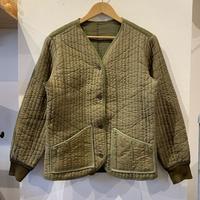 60's チェコ軍 ライナージャケット Dead stock! - 「NoT kyomachi」はレディース専門のアメリカ古着の店です。アメリカで直接買い付けたvintage 古着やレギュラー古着、Antique、コーディネート等を紹介していきます。