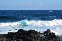 海って青いんですよ~ - 三宅島風景2