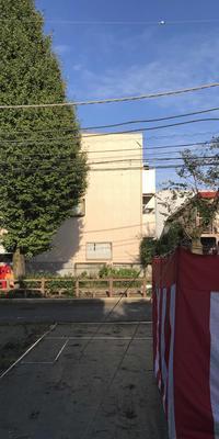 """秋晴れの地鎮祭 - """"まちに出た、建築家たち。""""ーNPO法人家づくりの会"""
