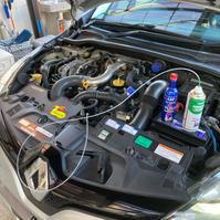 ルーテシア4 ph1/RS カーボナイザー処理73102km - 「ワッキーの自動車実験教室」 ワッキー@日記でごじゃる