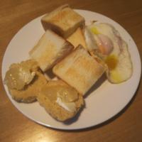 朝からハムエッグとスコーン、夜はスペシャルコロッケ - Hanakenhana's Blog