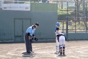 富田林連盟 6年生合同練習試合 - 大阪府富田林少年軟式野球連盟