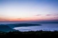 阿蘇の雲海2 - 美景と星景を求めて