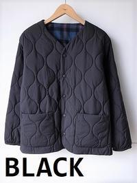 EEL Products キルトウォーマー2 - 【Tapir Diary】神戸のセレクトショップ『タピア』のブログです