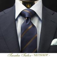 オリジナルネクタイ<ストライプ> | NETSHOP - オーダースーツ東京 | ツサカテーラー 公式ブログ