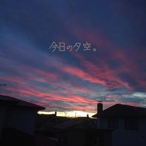 [English] rice(3) / [photo] 今日の夕空 - ほかの国のコトバ ― 8言語つまみぐい