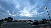 超広角の雲 - ゆっくりポタリング