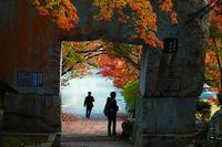 苗秀寺(みょうしゅうじ)は山門が凄い - スポック艦長のPhoto Diary