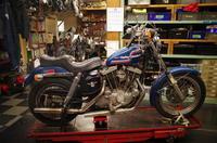 日曜日の授業風景~ヴェロセット憧れな私~ - Vintage motorcycle study