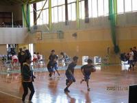 20201115_練習試合 - 日出ミニバスケットボール