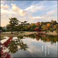大乗院庭園秋景色 - すくえあのーと