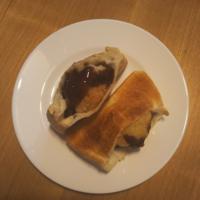 昨日と今日まとめて~コロッケサンド、スコーン、サンドイッチなど - Hanakenhana's Blog