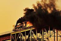 至福の斜光線SLばんえつ物語 - 蒸気屋が贈る日々の写真-exciteVer