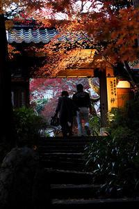 亀岡の紅葉なら迷わず神蔵寺(じんぞうじ) - スポック艦長のPhoto Diary