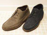イタリア製ショートブーツ - 銀座ヨシノヤ銀座六丁目本店・紳士ブログ