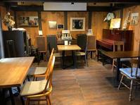 「新蕎麦ガレット」の季節になりました - 蔵カフェ飯島茶寮