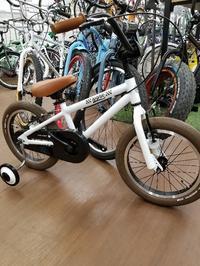 クリスマスプレゼントはお早めに - 滝川自転車店