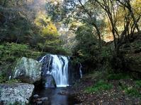 鳴滝吉備中央町 - 大山山麓、山、滝、鉄道風景