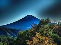 富士山秋色 - 風の香に誘われて 風景のふぉと缶