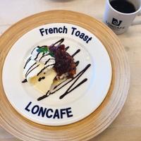江の島でフレンチトースト - London tea