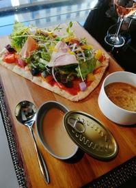 ランチレストラン アッシュ(クロスホテル札幌)2020/11 - 食備忘録Blog