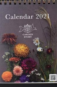 GARDEN STORY CLUBの「2021年卓上カレンダー」 - バラとハーブのある暮らし Salon de Roses